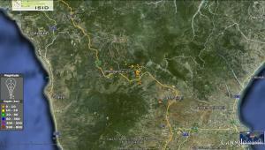 epicentri Pollino 21-28 maggio