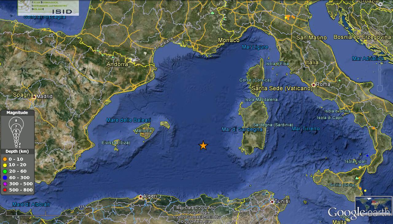 Cartina Mediterraneo Occidentale.Mar Mediterraneo Occidentale Codifications Infokehilanganjogja Site