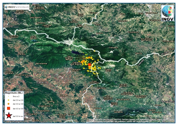 Sequenza sismica