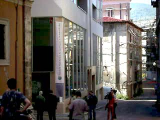 Sede dell'INGV a L'Aquila (foto: http://www.laquilablog.it/)