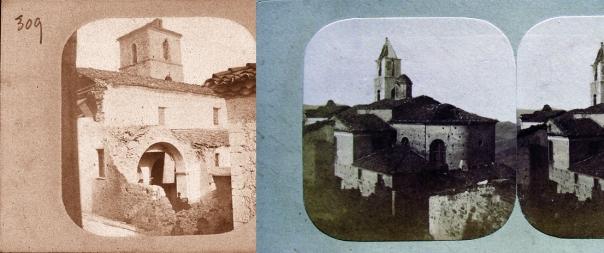 Incisioni tratte dalle fotografie stereoscopiche di Bernoud.