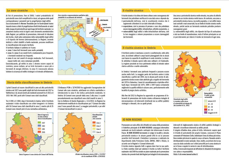 Il rischio sismico nelle regioni italiane ingvterremoti for Rischio sismico in italia