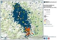 Terremoti for Ingv lista terremoti di oggi
