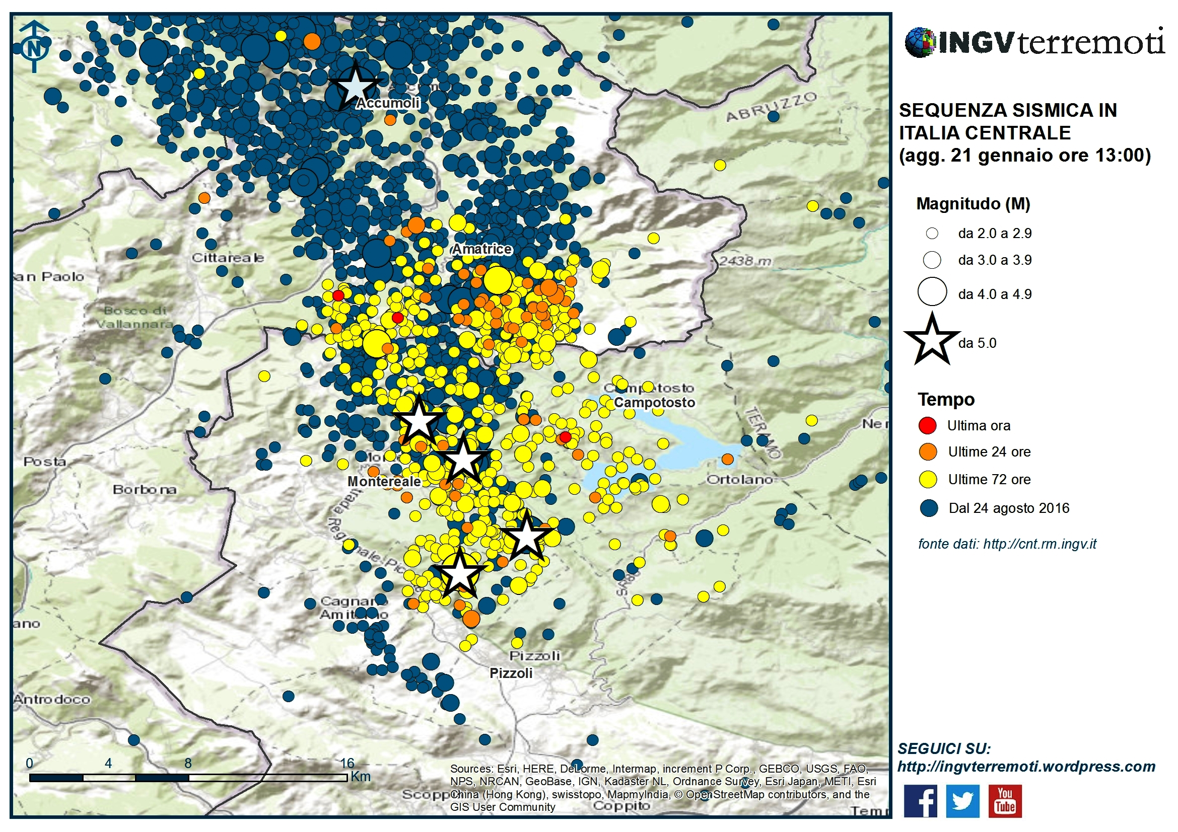 Terremoto, Commissione Grandi Rischi:
