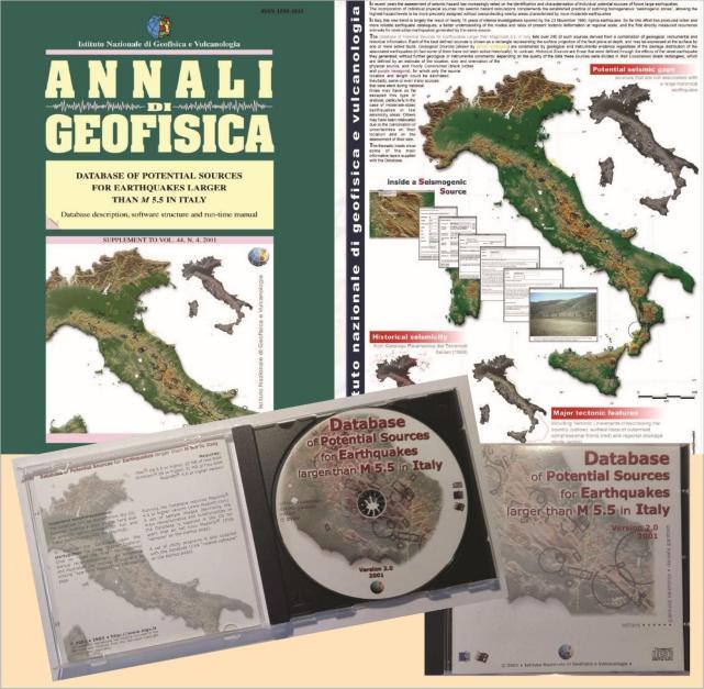 Terremoti: cos'è il DISS, il Database delle sorgenti sismoge